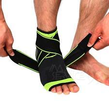 Calcetines con soporte de compresión en el tobillo alivia el dolor en  gimnasio