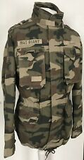 Brandit Mens Camouflage Military M65 Giant Army Combat Field Jacket Parka Size M
