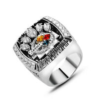 Men's Sport Ring 2005 Pittsburgh Steelers Championship Ring Sport Fans Gift