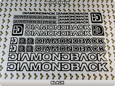 DIAMONDBACK Stickers Decals Bicycles Bikes Cycles Frames Forks Mountain BMX 57B