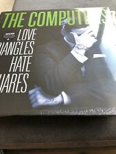 The Computers - Love Triangles Hate Squares [12'' Vinyl LP] NEW Sealed Burgundy