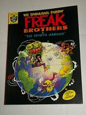 Rip Off Press FABULUOS FURRY FREAK BROTHERS Idiots Abroad TPB Trade Paperback