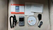 Silver Nokia E62-1 Smartphone.Made in Finland.