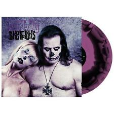 DANZIG - Skeletons - PURPLE WITH BLACK VINYL -  LP record misfits
