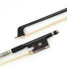 Carbon Fiber 4/4 Size Violin Fiddle Bow Stick Horsehair Exquisite Accessories