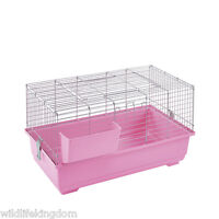 ✔ Little Friends Rabbit 80 Cage Bunny Guinea Pig Pet Small Animals Indoor Hutch