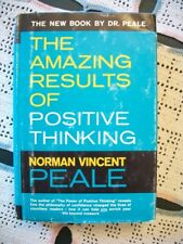 The Amazing Results of Positive Thinking (Norman Vincent Peale, 1959 HCDJ)