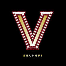 BIGBANG SEUNGRI [VVIP] 1st Mini Album CD+Photo Book+Card K-POP SEALED