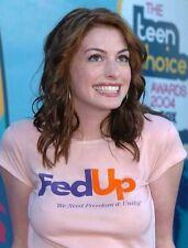 Anne Hathaway 8x10 Glossy Photo Print #AH13