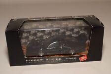 V 1:43 BRUMM FERRARI 512BB 512 BB 1980 BLACK MINT BOXED