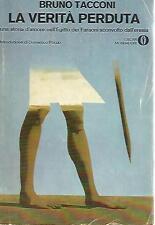 X52 La verità perduta Bruno Tacconi Oscar Mondadori 1977