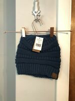 C.C Exclusives Teal Winter Hat Womens One Size