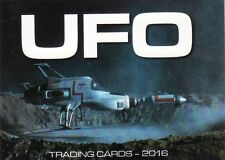 UFO TV Series Rare WEB-E1 Promo Card by Unstoppable Cards