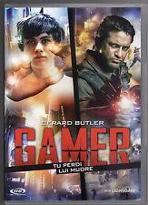 dvd GAMER Tu perdi lui muore Gerard BUTLER