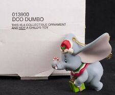 Grolier Disney Dumbo Flying Elephant Candy Cane Christmas Ornament 013900