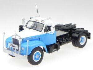 IXO TR019 Mack B61 Single Axle 1953 Tractor New 1/43 O Scale MIB