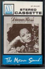 Diana Ross Greatest Hits  Cassette Motown – M7 869 HC 1976