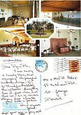1990's BRUNEL MANOR CHRISTIAN CENTRE TORQUAY DEVON COLOUR POSTCARD