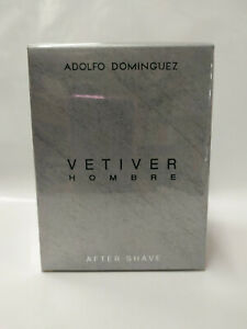 VETIVER ADOLFO DOMINGUEZ AFTER SHAVE 120 ML