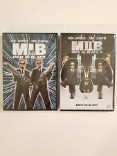 Men In Black 1 & 2 Dvd Lot Will Smith & Tommy Lee Jones New Sealed