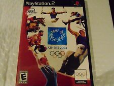 Athens 2004 (Sony PlayStation 2, 2004) - European Version