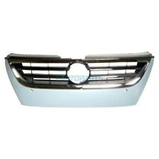 New Grille Chrome Gray With Chrome Molding VW1200145 Fits 2009-12 Volkswagen CC