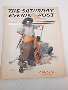September 11 1909 The Saturday Evening Post Magazine  vintage advertisements