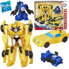 2 Transformers Bumblebee & Stuntwing Deluxe Action Figures Kids Playset Toy Gift