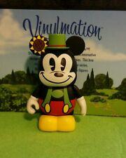 """Disney Vinylmation Park - 3"""" Set 1 Cartoon Mickey Mouse Yodelberg"""