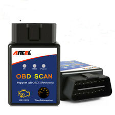 Automotive ELM327 OBD2 Scanner EOBD Code Reader Check Engine Car Diagnostic Tool