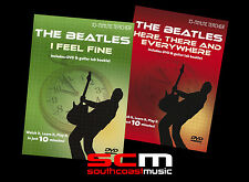 10-MINUTE TEACHER TWIN PACK THE BEATLES HERE THERE and EVERYWHERE + I FEEL FINE
