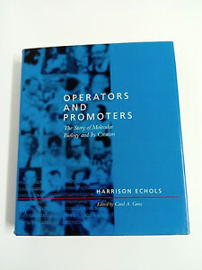 Book Operators And Promoters Molecular Biology Harrison Echols Hardcover 2001