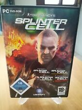 Tom Clancy's Splinter Cell complete EXCLUSIVE PC/DVD-ROM