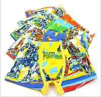 Children's cotton underwear boy underwear cotton boxer shorts wholesale children