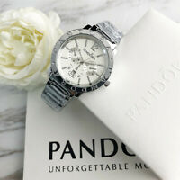 2019 New PD Watch Stainless Steel Calendar Woman & Men's Bear Bear Watch