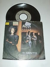 "MATIA BAZAR - Ti Sento - 1986 German 7"" Juke Box Vinyl Single"