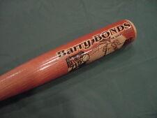 RARE Barry Bonds 715 Home Runs 34 Inch Full Size Bat, San Francisco Giants, MINT