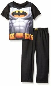 Size Batman 3pc Pajama Set With Cape 7                  A-4
