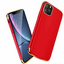 Power Bank Battery Charger Cover For iPhone 12 Pro MAX Mini Charging Case Back