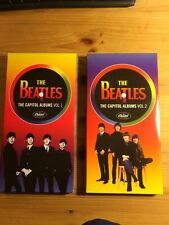 Beatles Capitol US Alben CDs