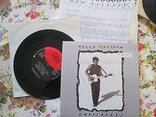 Tracy Chapman Crossroads promo press release Elektra EKR95X G/fold 7inch Vinyl