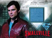 2012 Smallville Season 7 to 10 Wardrobe Costume Card M2 Clark Kents Blue T-shirt