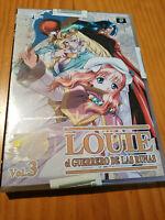 LOUIE EL GUERRERO DE LAS RUINAS VOL 3 - DVD MANGA ANIMACION SEALED NEW NUEVO!!!