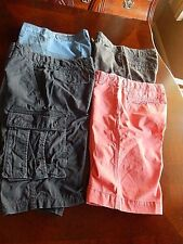 Boys 4 Piece Lot Gapkids Hurley Calvin Klein Solid & Paids Multi Color Zs 16