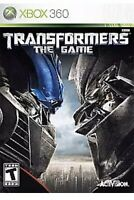 Transformers: The Game Xbox 360 T-kids 1