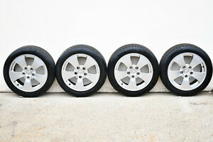 "GENUINE GM VZ LUMINA 17"" ALLOY WHEELS - VB VC VH VK VL VN VP VR VS VT VX VY WH"