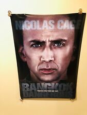 Bangkok Dangerous 2007 Movie Poster Nicolas Cage
