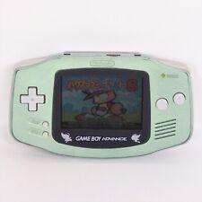 Game Boy Advance CELEBI GREEN Console System AGB-001 Pokemon Center Nintendo 941
