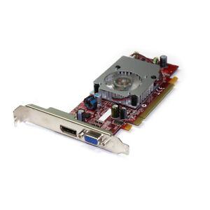 Lot of 5 AMD Radeon HD 3470 Video Graphics Card FRU46R1521