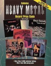 The Goldmine Heavy Metal Record Price Guide by Martin Popoff (2000, Paperback)